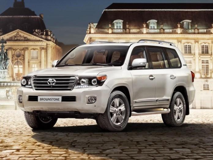 Toyota Land Cruiser 200 Brownstone (1)