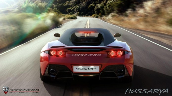 2014 Arrinera Hussarya production version 5