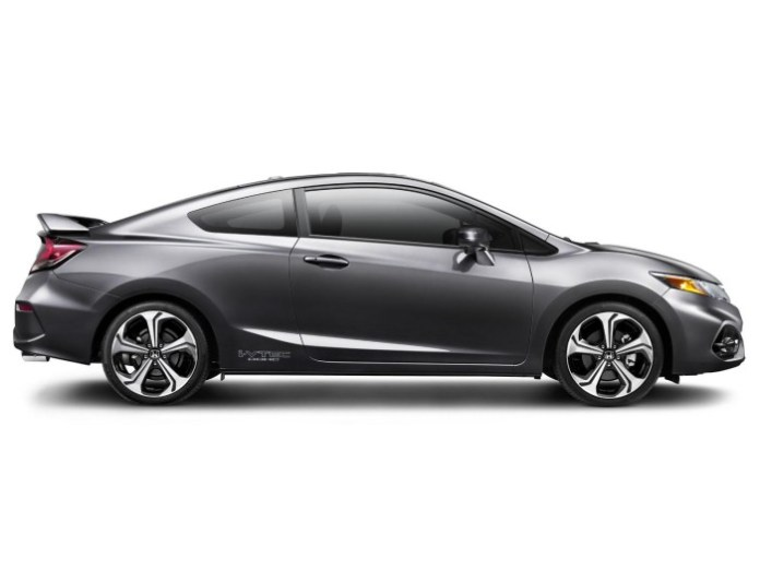 2014 Honda Civic Si Coupe 5
