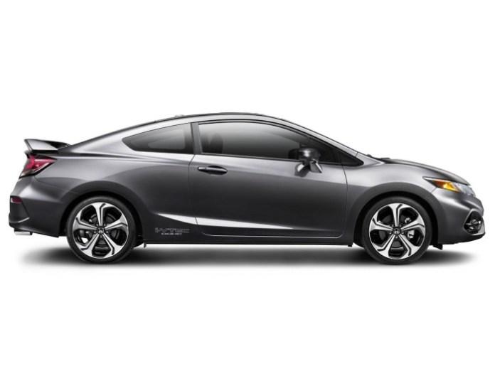 2014 Honda Civic Si Coupe 5
