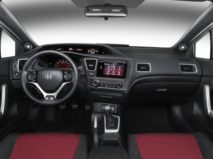 2014 Honda Civic Si Coupe 7