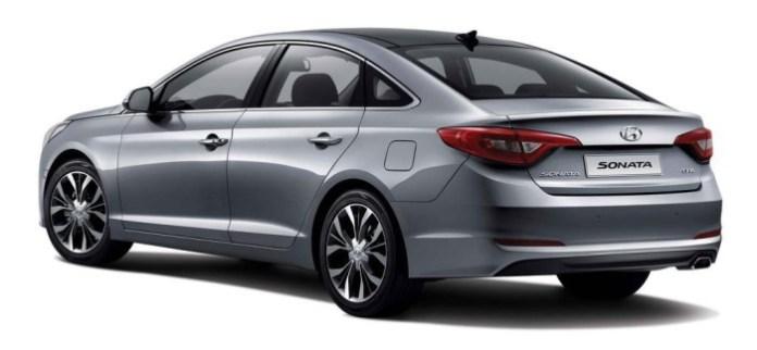 2015 Hyundai Sonata 11