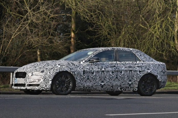 2015 Jaguar XS spy photo (2)