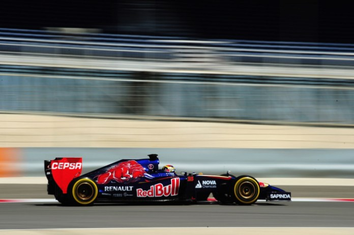 F1 Testing in Bahrain - Day Four
