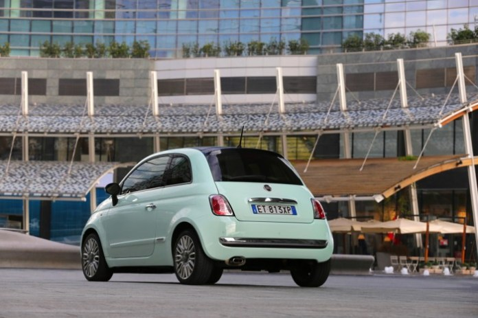 Fiat 500 2014 Cult Edition