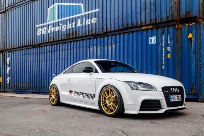Audi TT RS Plus by OK-ChipTuning 1