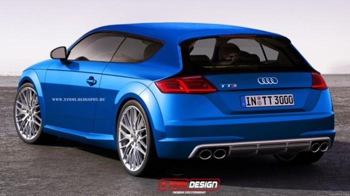 Audi TT S Shooting Brake2