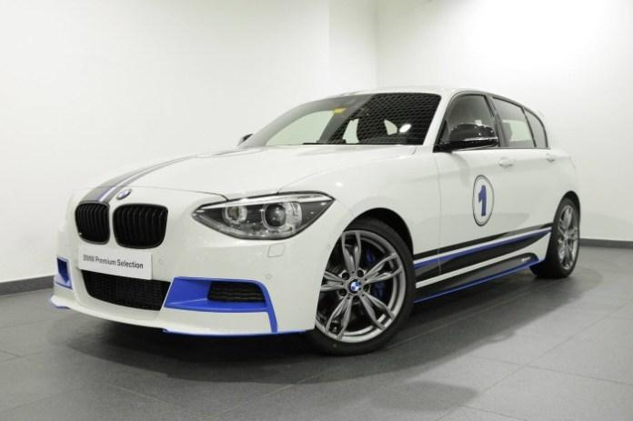 BMW M135i with BMW M Performance