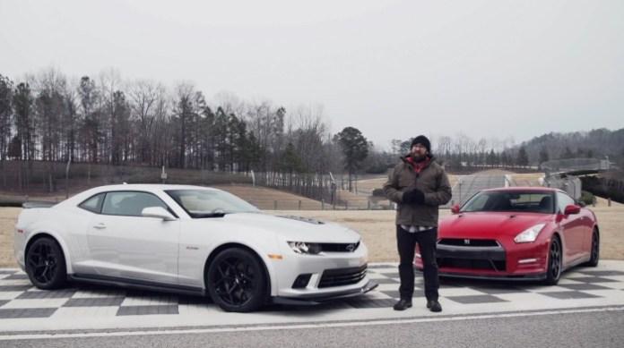 Camaro vs GT-R