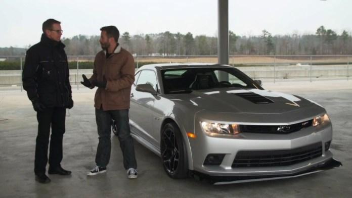 Chevrolet Camaro Z28 video review