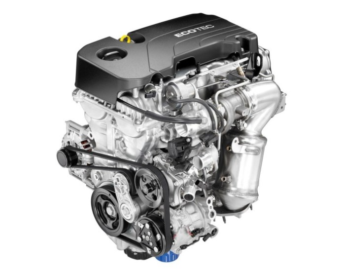 GM Ecotec small displacement engine family (2)