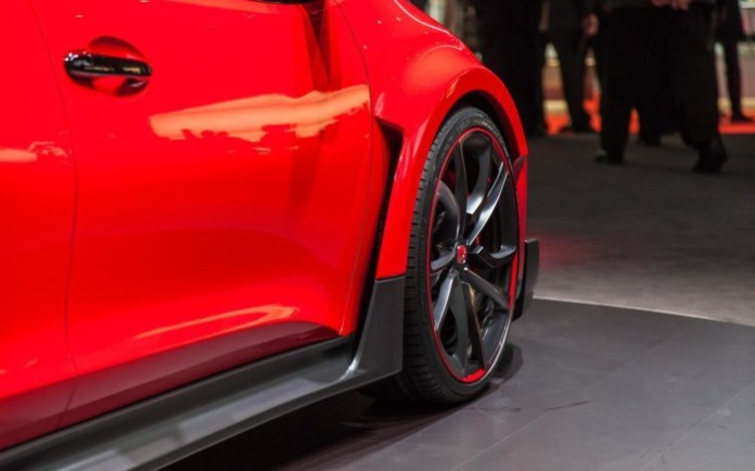 Honda Type R Concept Live in Geneva 2014 (9)