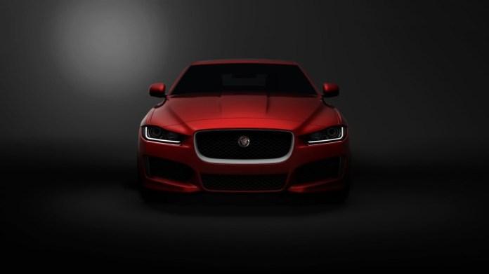 Jaguar XE Teasers (1)
