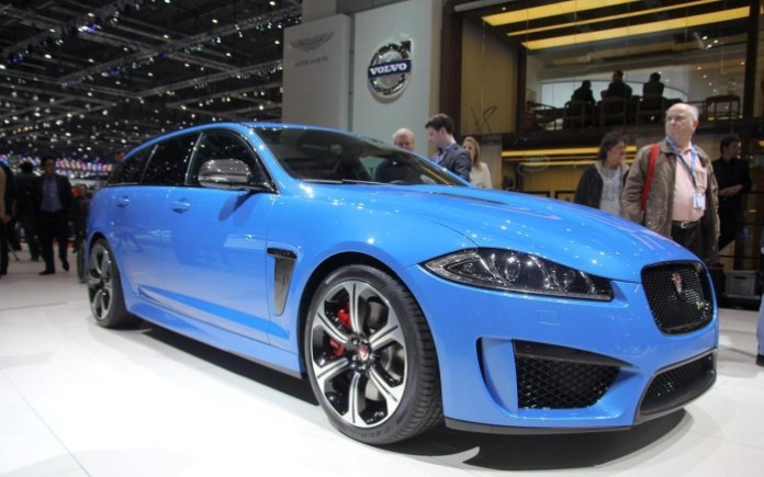 Jaguar XFR-S Sportbrake and F-Type Coupe (7)