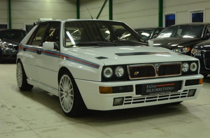 Lancia Delta HF Integrale for sale