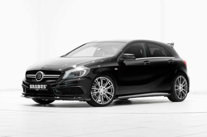Mercedes-Benz A45 AMG by Brabus 8