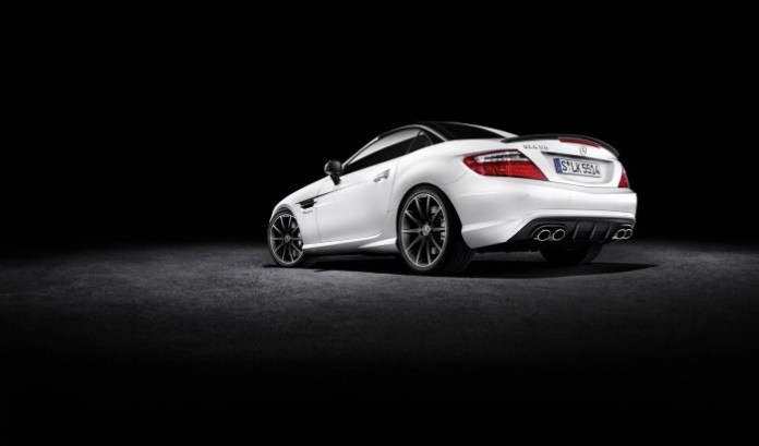 Mercedes SL 2LOOK and SLK CarbonLOOK special editions 8
