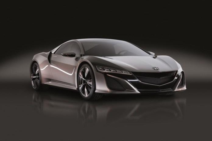 NSX Concept 1