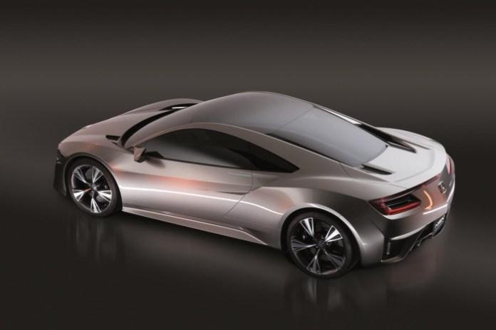 NSX Concept 4