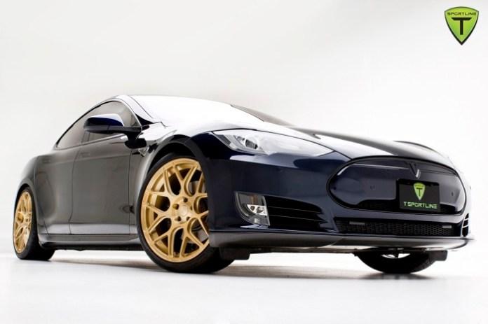 Tesla Model S by T Sportline (2)