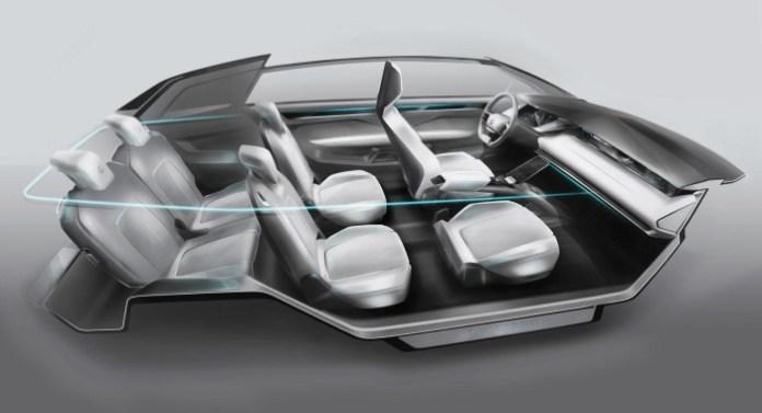taldesign Giugiaro Clipper concept 15