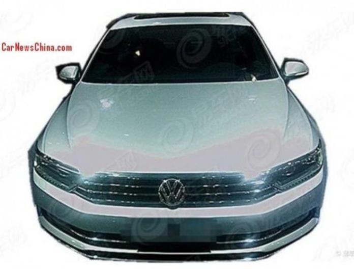 2015 Volkswagen Magotan (2)