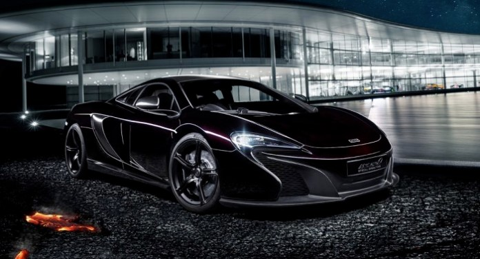 McLaren 650S Coupe Concept by McLaren Special Operations
