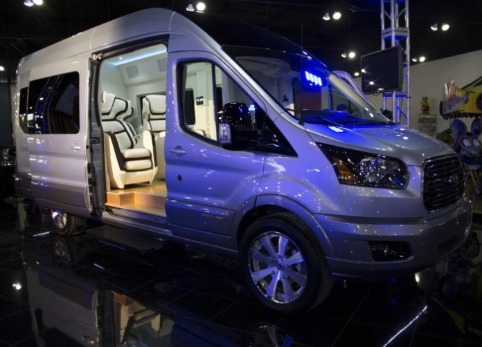 Ford Transit Skyliner concept by Galpin Auto Sports (1)