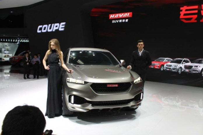 Haval Coupe Concept 3
