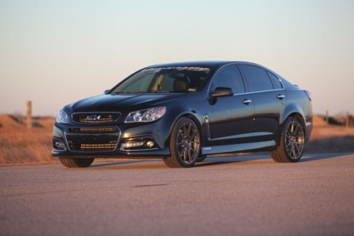 Hennessey HPE1000 chevrolet ss