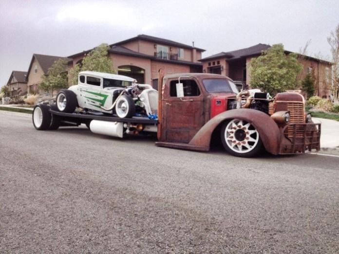 Hotrod transporter