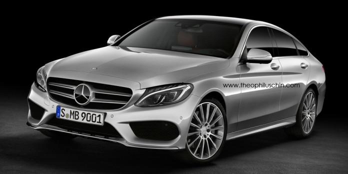 Mercedes-Benz C-Class Sportcoupe (1)