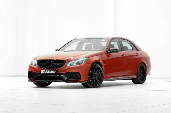 Mercedes E63 AMG 850 by Brabus