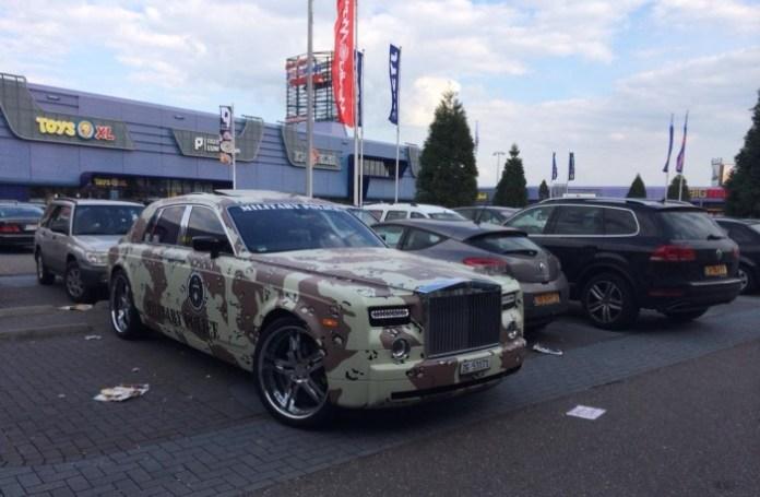 Rolls-Royce Phantom camo (2)