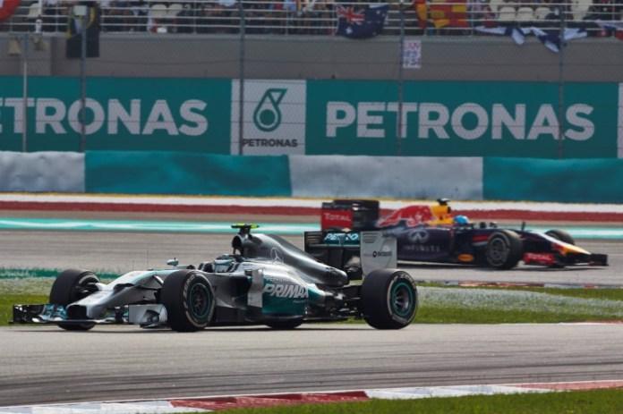 Rosberg-Vettel