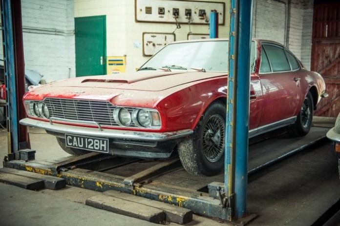Aston Martin DBS Vantage 1969
