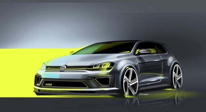 Volkswagen Golf 400 R Concept (1)