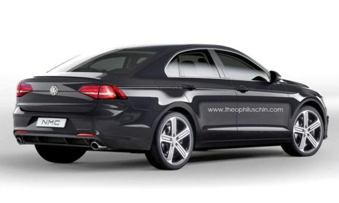 Volkswagen Jetta CC rendering (2)