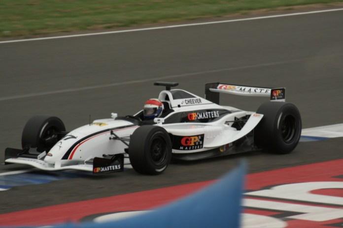 Ο Cheever στο τιμόνι της Delta Motorsport, Reynard-Cosworth V8