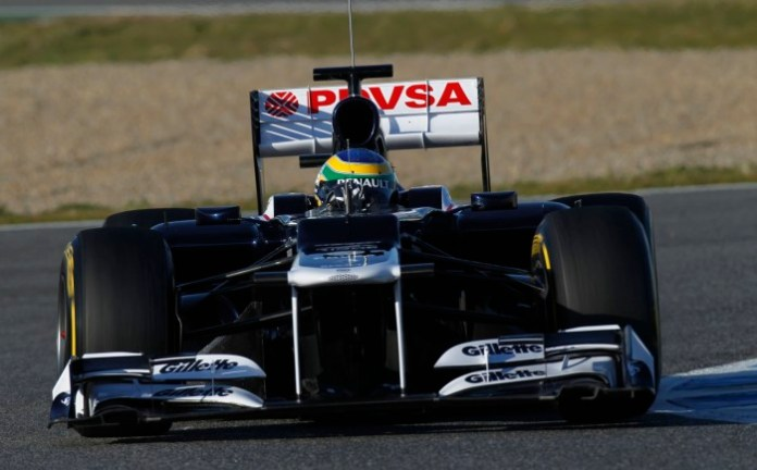 2012 Formula One Jerez Test Day Three