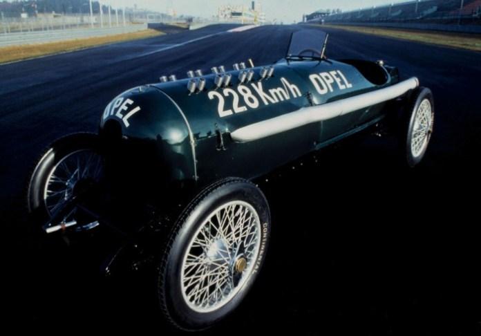 1914 Opel Grand Prix car 5