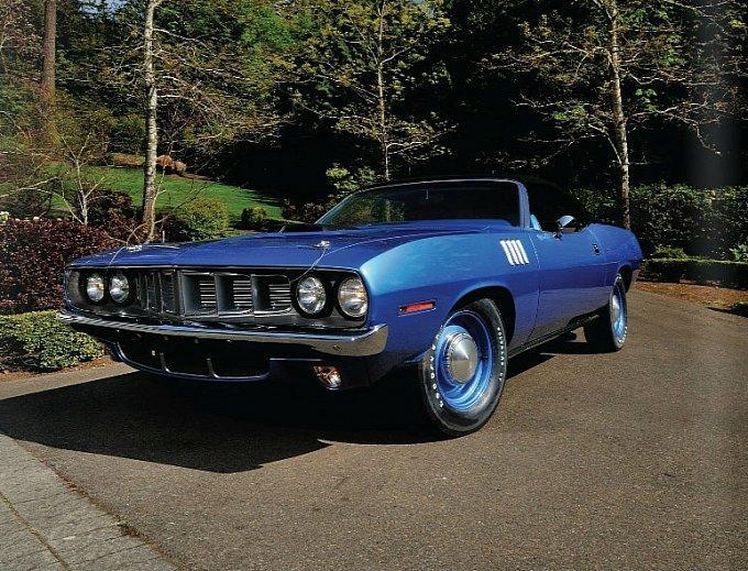 1971 Plymouth Hemi Cuda Convertible for sale (5)