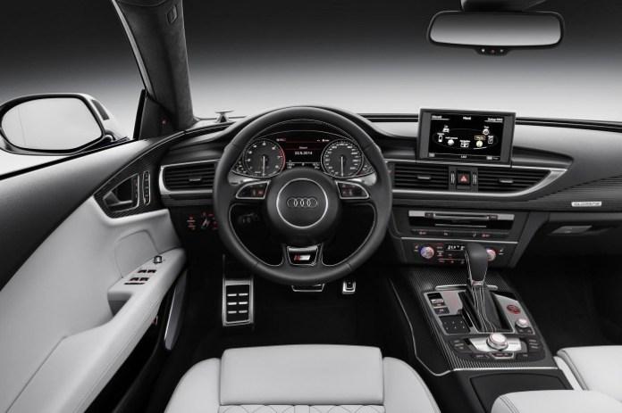 2015 Audi S7 Sportback facelift 2