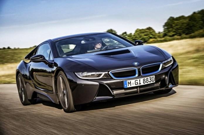 BMW-i8 2