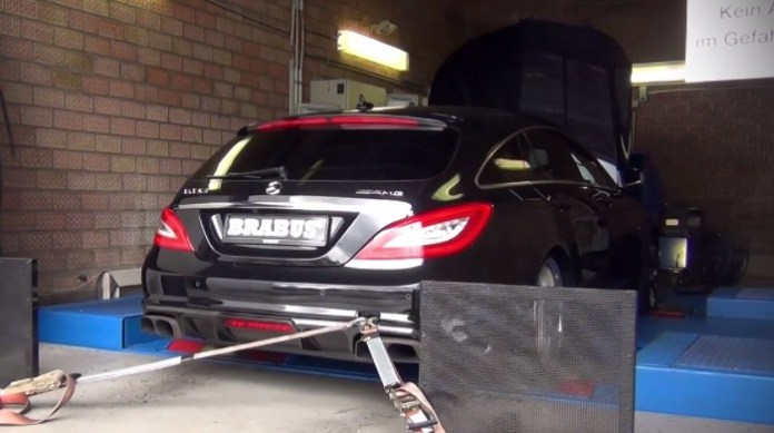 Brabus CLS 850 Shooting Brake