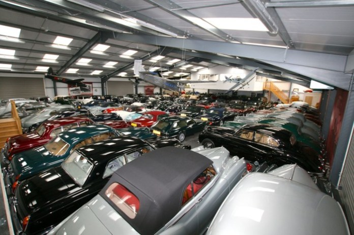 James Hull car collection for sale (1)
