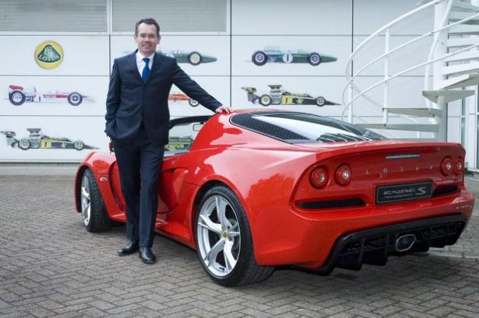 Jean-Marc Gales - CEO of Group Lotus (1)