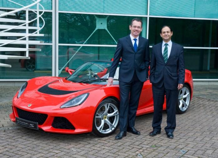 Jean-Marc Gales - CEO of Group Lotus (2)