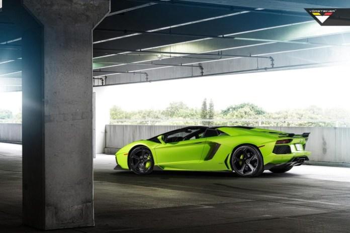 Lamborghini Aventador-V Roadster by Vorsteiner 18