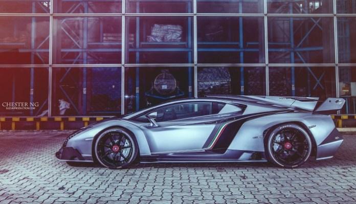 Lamborghini Veneno in Hong Kong (2)